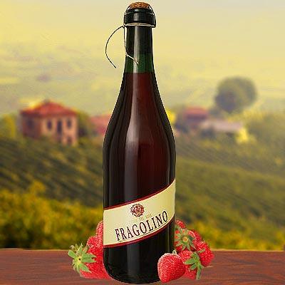 Fragolino Rosso – prickeln erfrischender Genuss