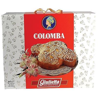 Die Colomba – ein italienischer Osterkuchen