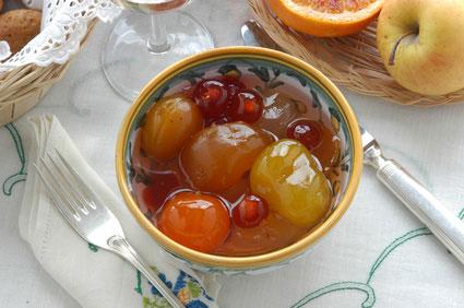 Mostarda (Senffrüchte)-Rezept aus Italien