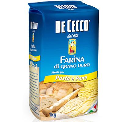 Farina di Grano duro – Neuheit von DeCecco