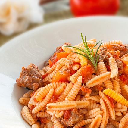 Gnocchetti sardi – Gnocchinudeln