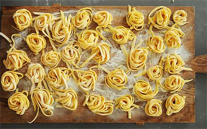 Pastaschule 5: Tagliatelle selber machen