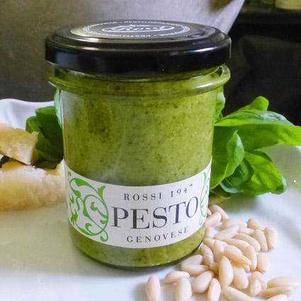Pesto Rossi 1947 Basilikumpesto