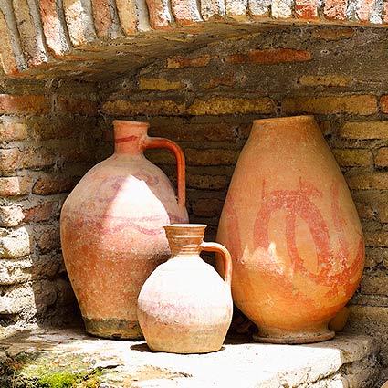 Trinken wie die alten Römer – Lora und Posca