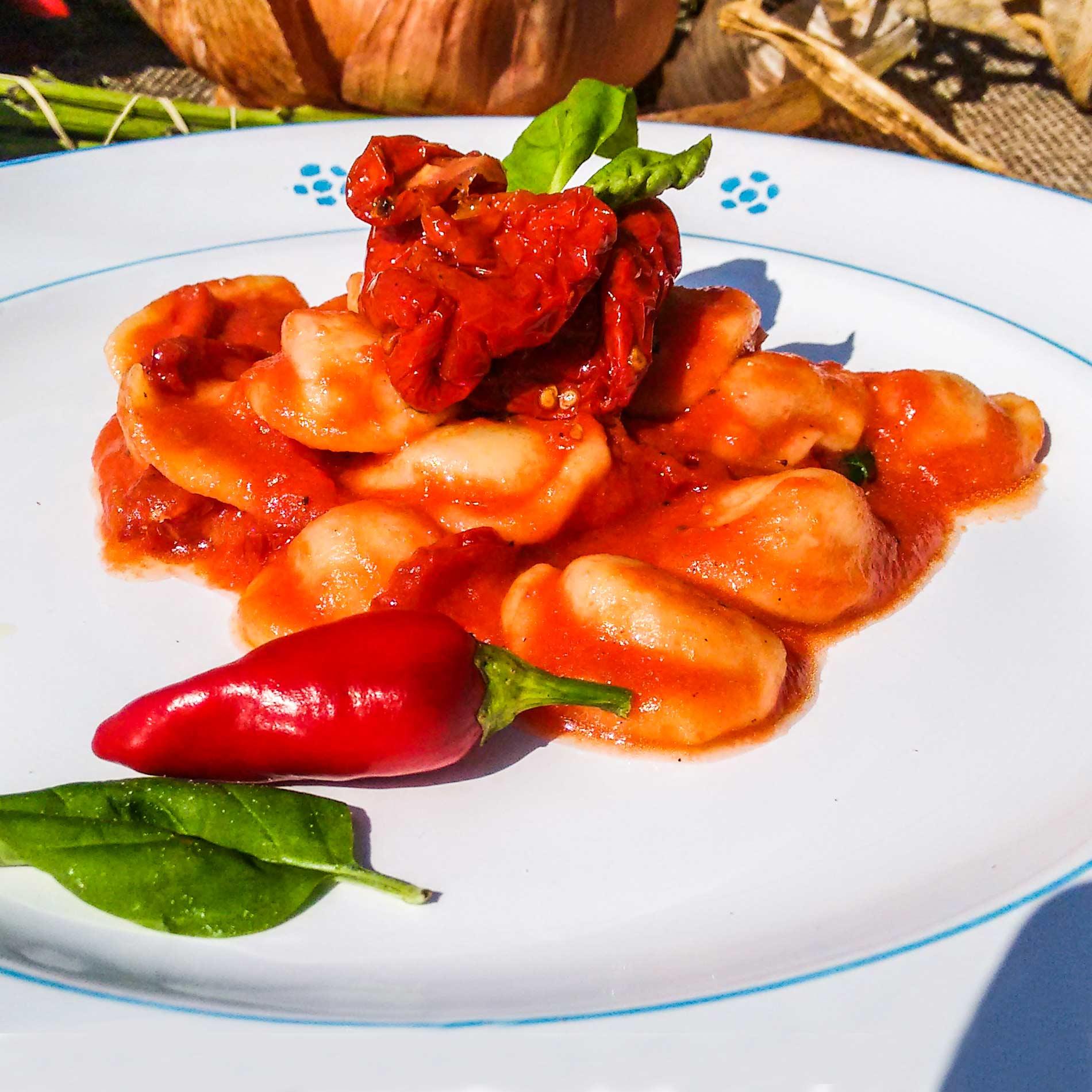 Sugo ai pomodori – Rezept aus Italien