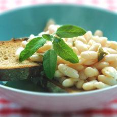 Bohnensuppe Zuppa Lombarda