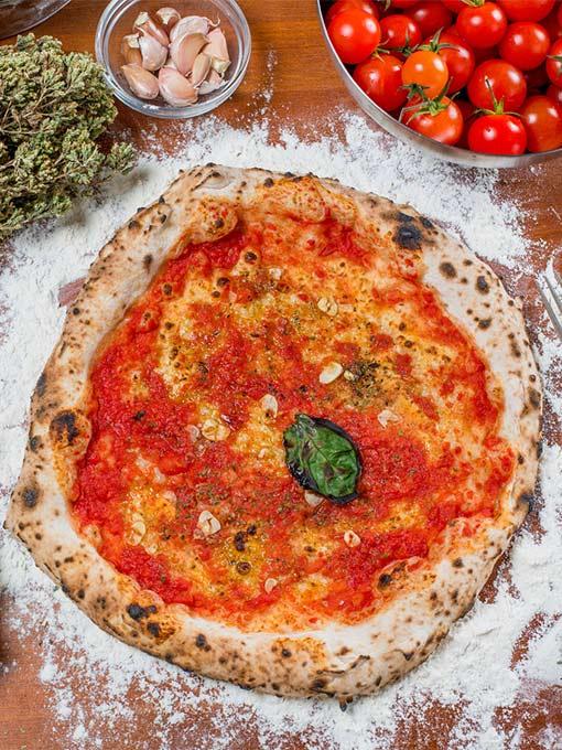 Pizza Marinara – Ein kulinarisches Heiligtum