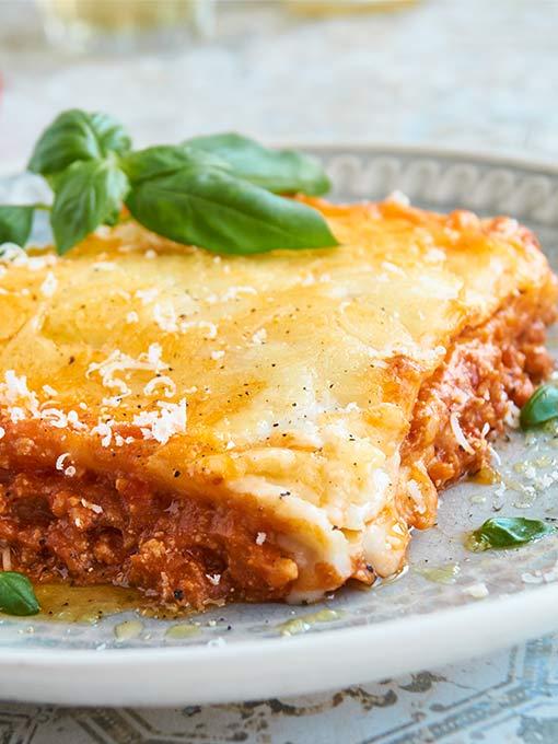 Lasagne Rezept – Original aus Italien