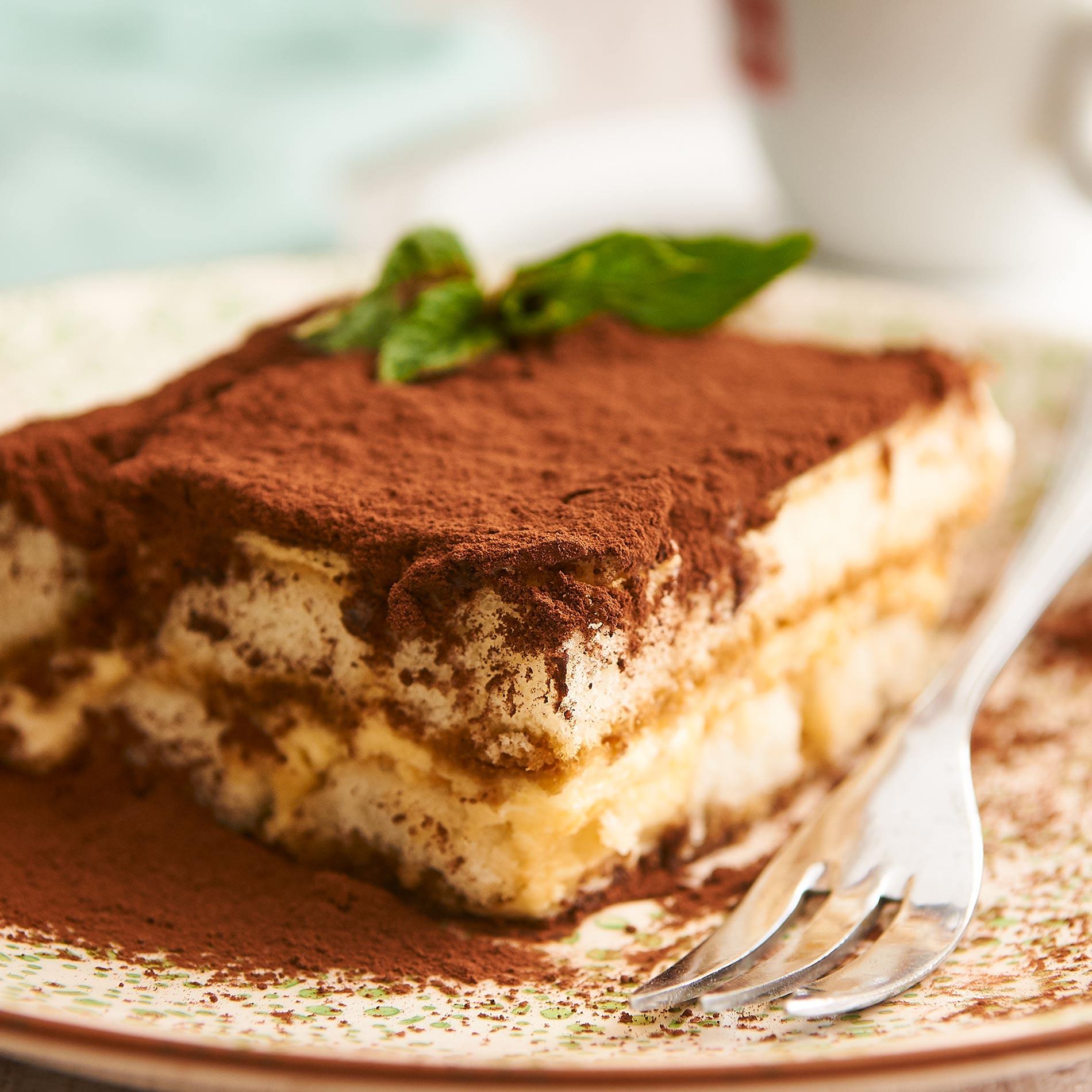 Tiramisu Rezept – Original italienisch