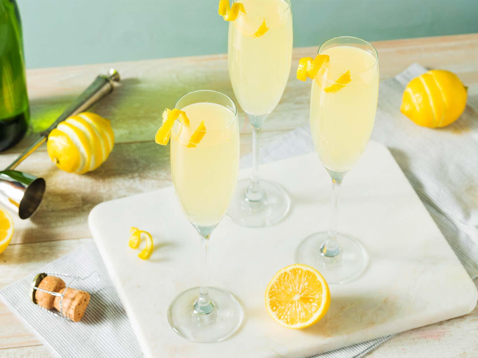Limoncello Spritz – Cocktail Rezept