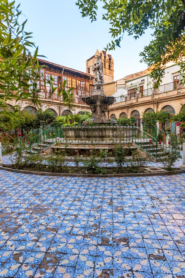 Palermo Kloster Santa Caterina