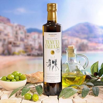Tenuta Talianu - Premium Olivenöl