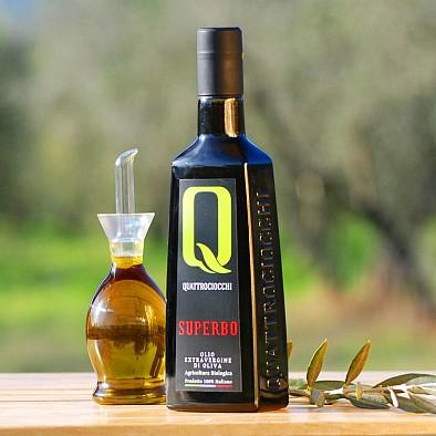 Superbo Bio - Olivenöl Test 2019 - Top 15