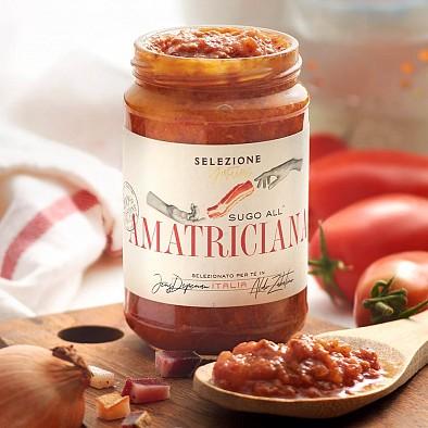 Tomatensoße Amatriciana