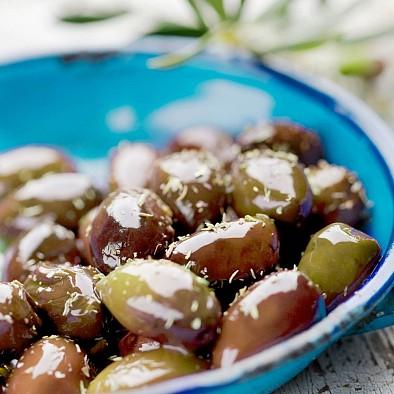 Olive Taggiasca denocciolate