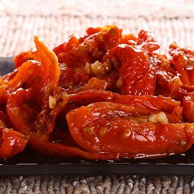 Pomodori Secchi - getrocknete Tomaten