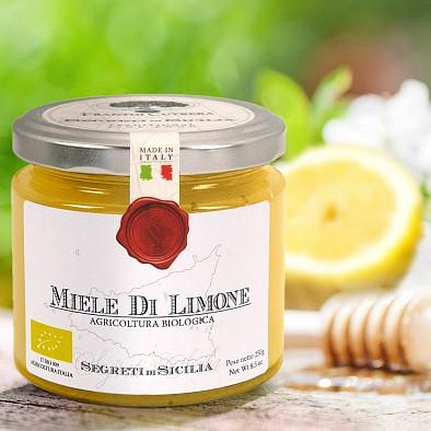 Miele di Limone Bio