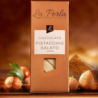 Cioccolato Bianco Pistacchio