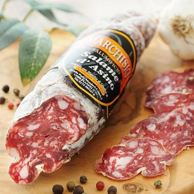 Eselsalami aus dem Piemont