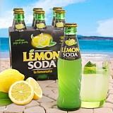 Campari Lemonsoda La Limonata Lemon soda