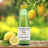 Bio Zitronensaft aus Sizilien