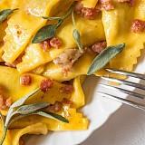 Casoncelli mit Salsiccia