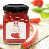 Paprika-Chutney - pikant