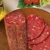Salami vom schwarzen Schwein - in Scheiben