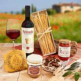 Geschenkkorb Corbello Toscana