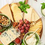 Italienische Käseplatte - Probierset
