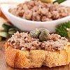 Pate di tonno e salmone Thunfischcreme mit Lachs Locanda La Posta