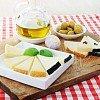 Sardische Käseplatte mit 3 Sorten Pecorino Schafskäse