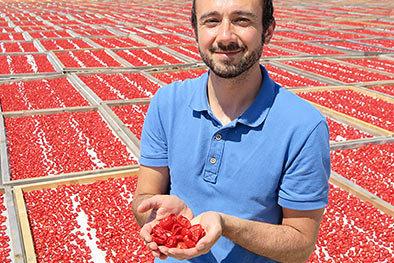 Foodscout Aldo in Apulien
