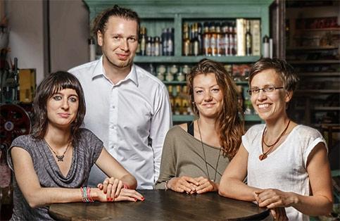 Gustini Kunden-Service-Team